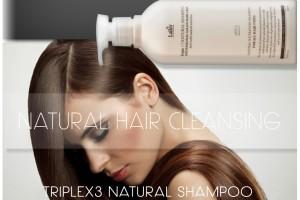 LADOR Triplex Natural Shampoo органический шампунь (530 мл)