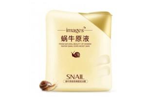 Images Snail Dope Moist Skin гель-скатка для тела со слизью улитки