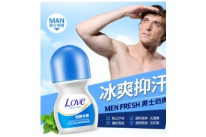 Bioaqua LOVE Men Care шариковый дезодорант для мужчин