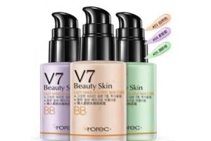 Rorec V7 Beauty Skin мультифункциональная ББ - база под макияж