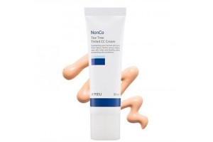 CC-крем для проблемной кожи Apieu Nonco Tea Tree Tinted CC Cream