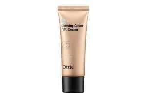 Легкий BB cream  Ottie Spotlight Glowing Cover BB Cream SPF 25 PA+++