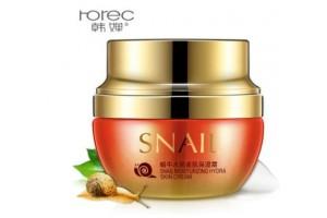 Rorec Snail Hydra Skin Cream улиточный крем с дрожжевым экстрактом