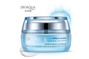 BioAqua Hyalo-Oligo крем для лица с Олигомером Гиалуроновой кислоты