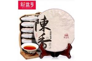 Чай Пу-Эр Шу (готовый черный), блин 375 гр, высший сорт
