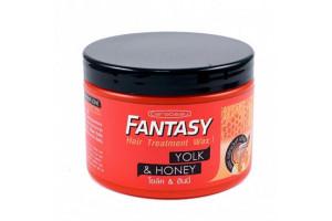 "Carebeau FANTASY YOLK & HONEY маска для волос ""МЕД И ЯИЧНЫЙ ЖЕЛТОК"" (250 мл)"