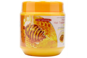 Carebeau Honey Hair Treatment Wax маска для волос с медом (500 мл)