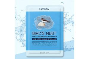 Bird`s Nest Aqua Mask Pack маска с экстрактом ласточкиного гнезда