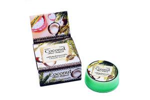 Отбеливающая зубная паста Rochjana с экстрактом гвоздики и кокосом (30 гр, Тайланд)
