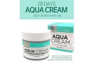 Ramosu Aqua Cream Soothes&Controls Sebum себорегулирующий крем