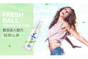 Rorec Spray спрей-антиперспирант против запаха пота (fresh)