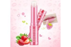 Rorec Strawberry бальзам для губ с экстрактом Клубники