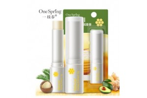 One Spring Natural Honey Extract бальзам для губ с медом