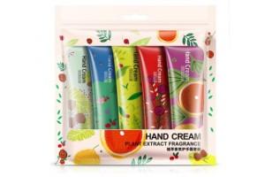 BioAqua Hand Cream Plant Extract набор парфюмированных кремов для рук