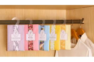 Ароматическое саше для шкафов и комодов