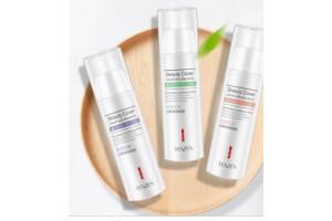 Venzen Beauty Cover защитная база под макияж (зеленая)