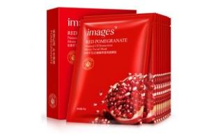 Images Red Promegranate тканевая маска с экстрактом граната