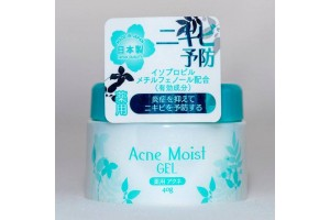 Daiso Acne Moist Gel гель для проблемной кожи (40 гр, Япония)