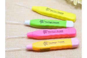 Светодиодная палочка для чистки ушей малышам (без упаковки)