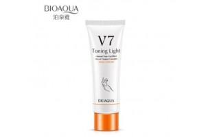BioAqua V7 Toning Light Hand Cream витаминизированный крем для рук