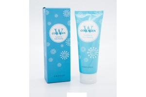 Enough W Collagen Pure Shining Foam Cleansing пенка для умывания