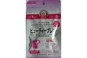Daiso Beauty Blend: Витамины для груди (упругость и увеличение)
