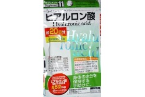Daiso Hyaluronic acid: Гиалуроновая кислота и витамин С