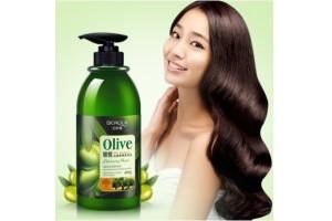 Bioaqua Olive Charming Hair шампунь для волос с маслом оливы