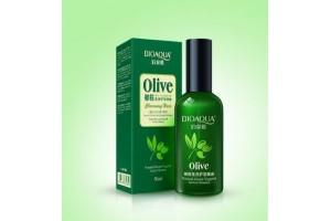 Восстанавливающий спрей для волос с оливой BioAqua
