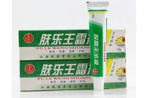 Чудо мазь от кожных заболеваний Fu Le Wang Shuang Ji 15гр