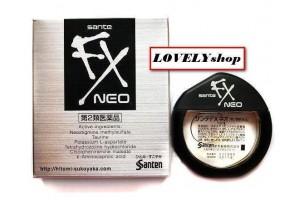 Витаминизированные капли для глаз Sante Fx Neo (индекс свежести 5)