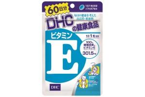 DHC vitamin E - Витамин Е (60 гранул на 60 дней)