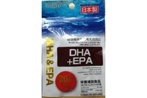 Daiso DHA + EPA Омега жирные кислоты