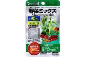 Daiso Mixed Vegetable (Микс: 16 видов овощей)
