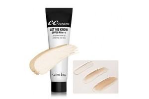 Secret Key Let Me Know CC Cream SPF50 - восхитительный СС-крем