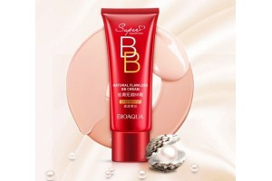 ББ крем маскирующий поры BIOAQUA Natural Flawless BB Cream