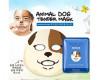 """Тканевая маска в зверином стиле """"Собачка"""" (против тусклости), BioAqua"""