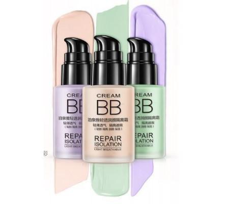Мультифункциональный ББ крем + база под макияж BioAqua Repair Isolation Light Breathable BB Cream