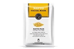 Rorec Natto Facial Mask маска для лица с бобами Натто (лифтинг)