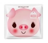 Тканевая маска со свиным коллагеном и йогуртом BioAqua Pig Mask