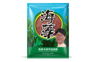 BioAqua Seaweed Hydra Net Though Mask водорослевая маска (15 гр)