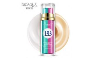 BioAqua Natural Flawless BB cream двухфазный ББ-крем+основа (01 тон)