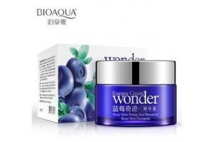 BioAqua Essence Cream увлажняющий крем для лица с экстрактом черники