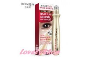 Крем для глаз с охлаждающим роликом BioAqua Ball Design Eye Essence