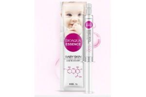 Bioaqua Essence Baby Skin осветляющая сыворотка для чистых пор (10мл)