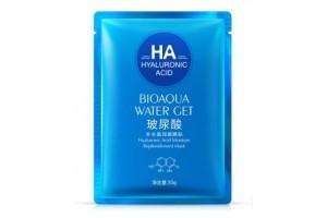 Bioaqua Water Get HA тканевая маска с гиалуроновой кислотой