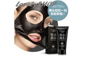 BioAqua Black Mask маска-пленка на основе бамбукового угля против черных точек