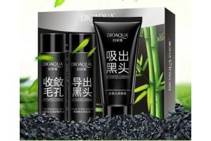 Набор от черных точек с бамбуковым углем Activeted Carbon BioAqua