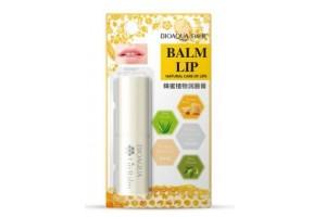 BioAqua Honey Moisturizes Balm Lip питательный бальзам для губ на основе меда