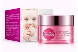 "BioAqua Baby Skin Moisturing Cream крем для кожи ""как у ребенка"""